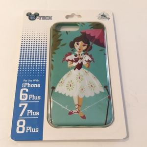 DisneyParks iPhone Case for all Plus: 6s, 7, 8